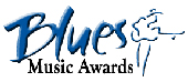 Blues Music Awards logo