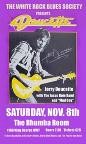 Jerry Doucette poster