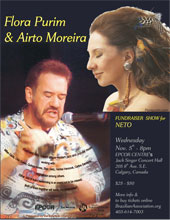 Flora Purim and Airto Moreira