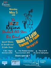 Jazz Regina Student All Star Big Band