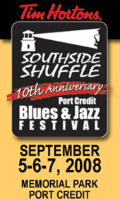 Port Credit Blues & Jazz Festival