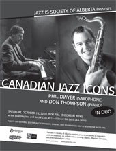 Don Thompson & Phil Dwyer